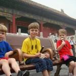 Ice Cream in the Forbidden City