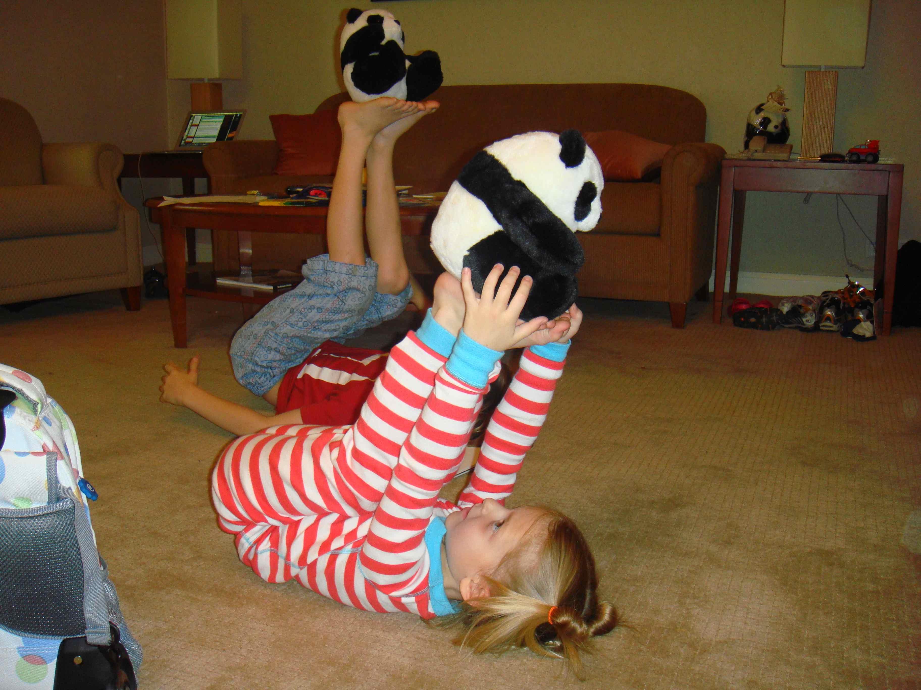 Panda Balancing