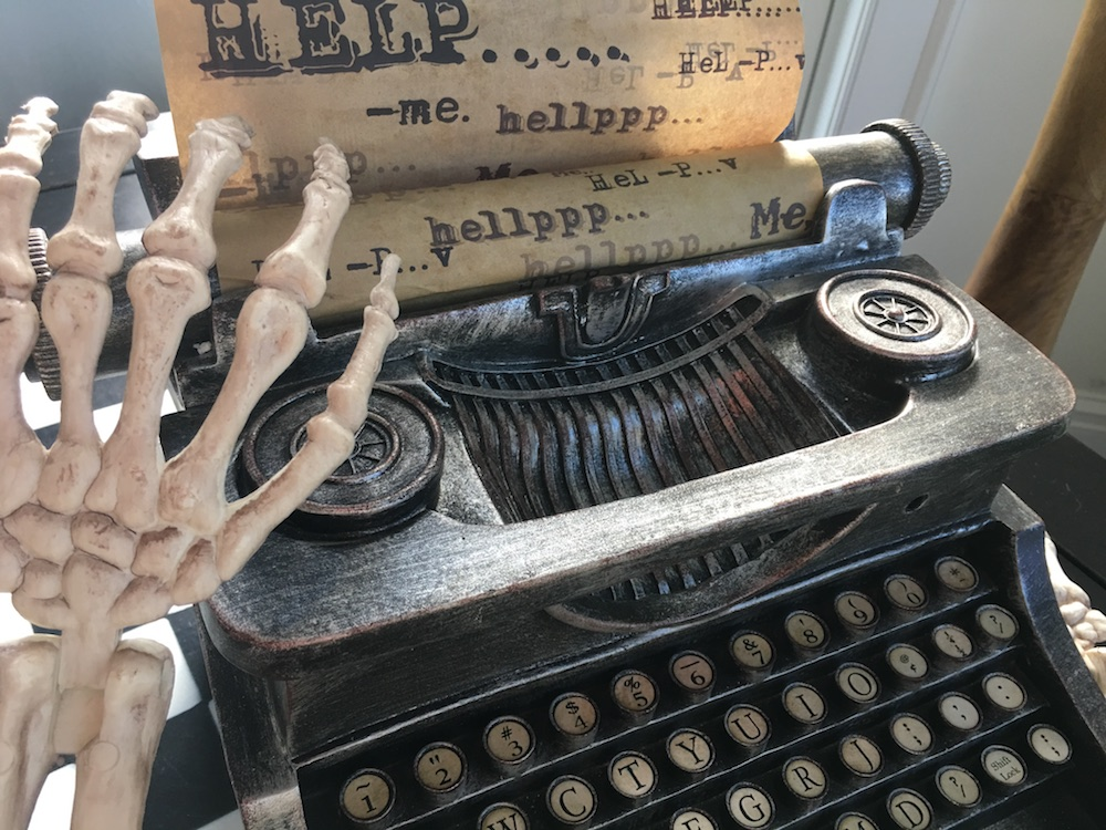 #AmWriting NaNoWriMo Countdown: 7 Weeks and Starting a New Project from Scratch