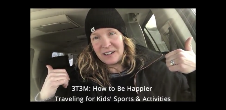 Travel tips for kids' sports and activities