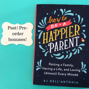 Pre-order How to Be a Happier Parent instagram turqoise