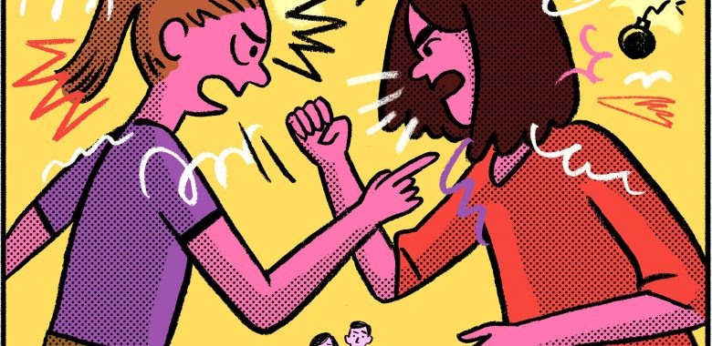 Sibling Fight Survival Guide