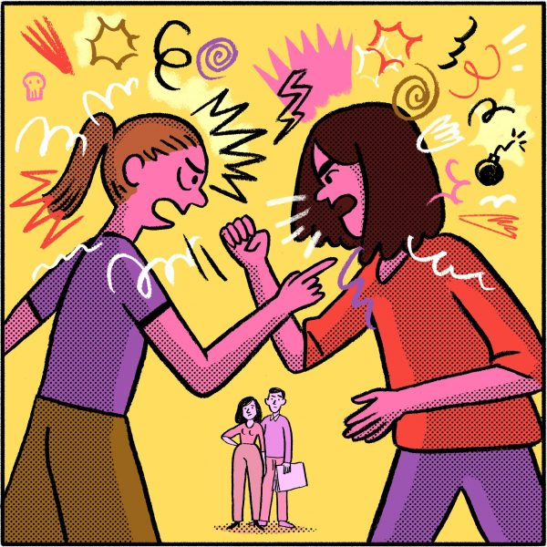 A Sibling Fight Survival Guide