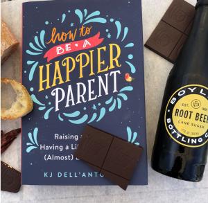 Happier Parents Chocolate Bar