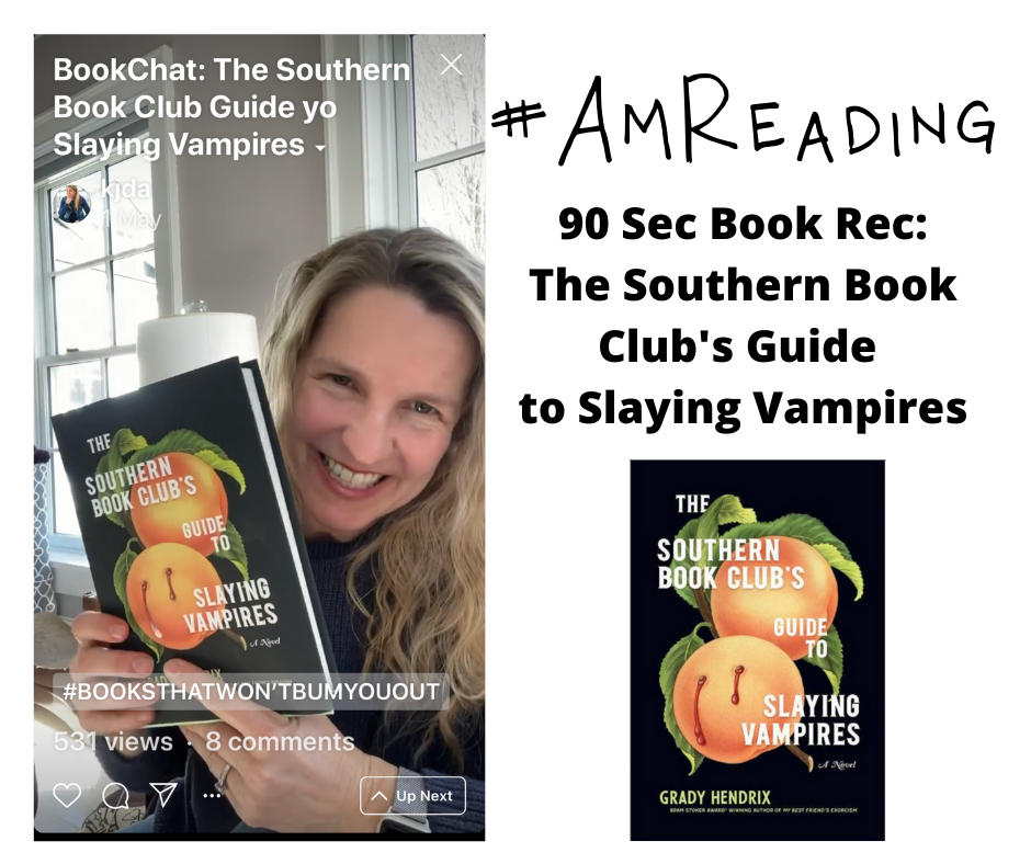 The Southern Book Clubs Guide To Slaying Vampires Cover