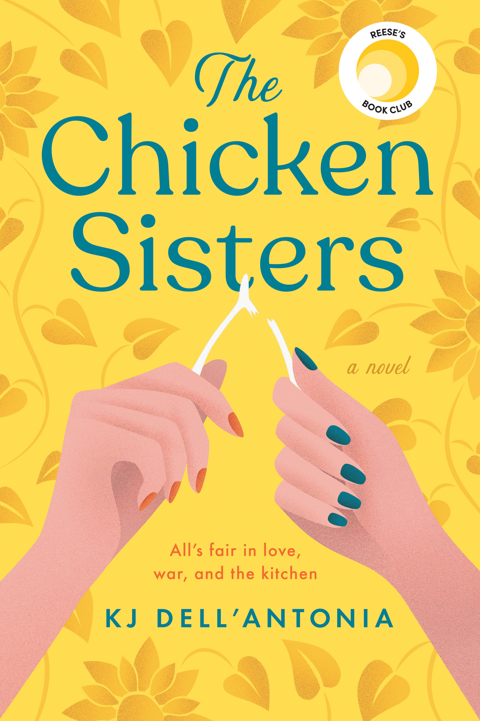 CHicken sisters cover with seal